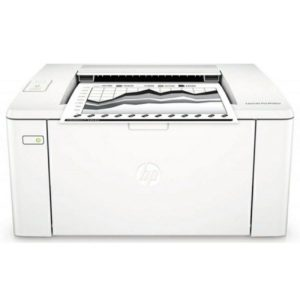 Hp LaserJet Pro M102a Printer Laser